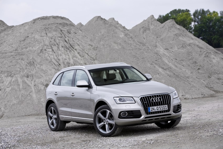 Audi Q5 facelift launched – 2.0 TFSI, RM328k Image #136605
