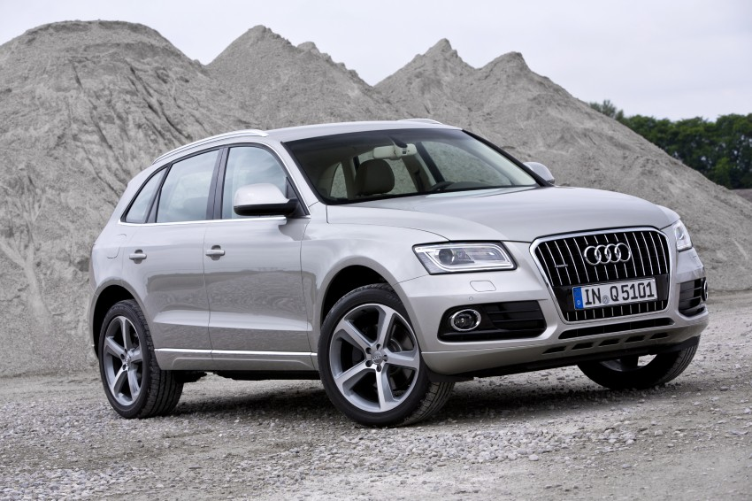 Audi Q5 facelift launched – 2.0 TFSI, RM328k Image #136603