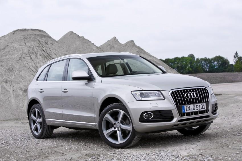 Audi Q5 facelift launched – 2.0 TFSI, RM328k Image #136604