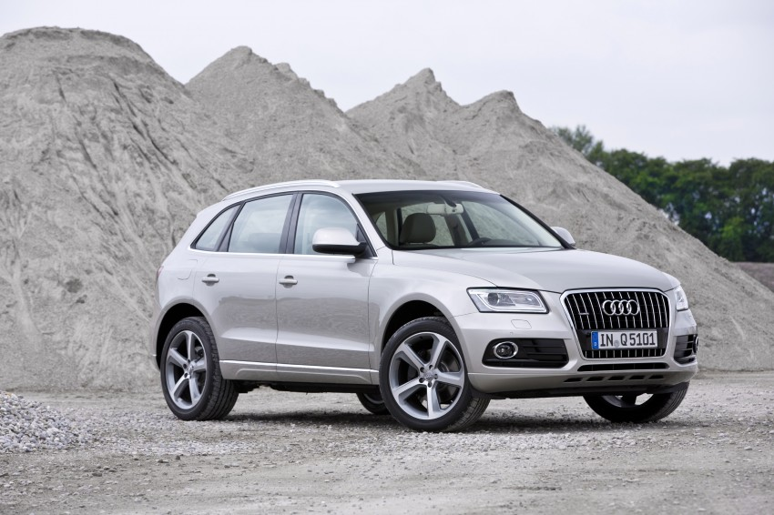 Audi Q5 facelift launched – 2.0 TFSI, RM328k Image #136602