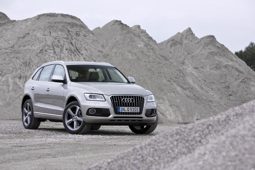 Audi Q5 facelift launched – 2.0 TFSI, RM328k Image #136601