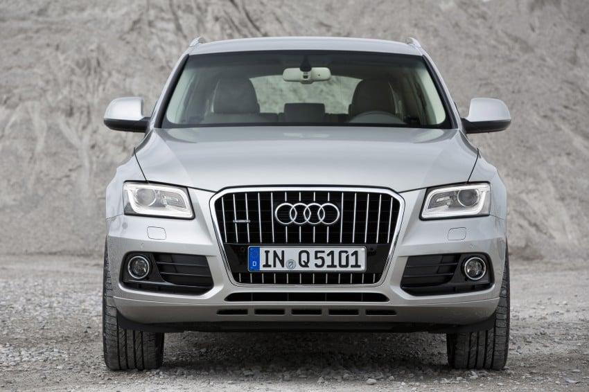 Audi Q5 facelift launched – 2.0 TFSI, RM328k Image #136597