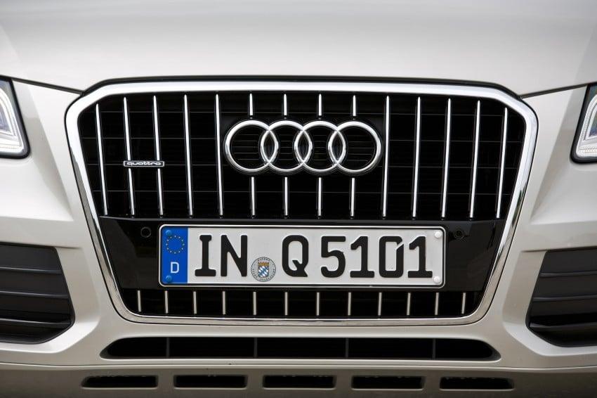 Audi Q5 facelift launched – 2.0 TFSI, RM328k Image #136595