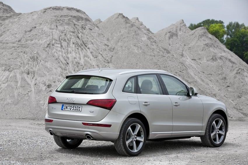 Audi Q5 facelift launched – 2.0 TFSI, RM328k Image #136594