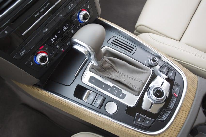 Audi Q5 facelift launched – 2.0 TFSI, RM328k Image #136585