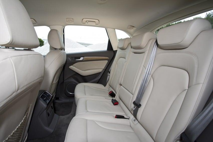 Audi Q5 facelift launched – 2.0 TFSI, RM328k Image #136582