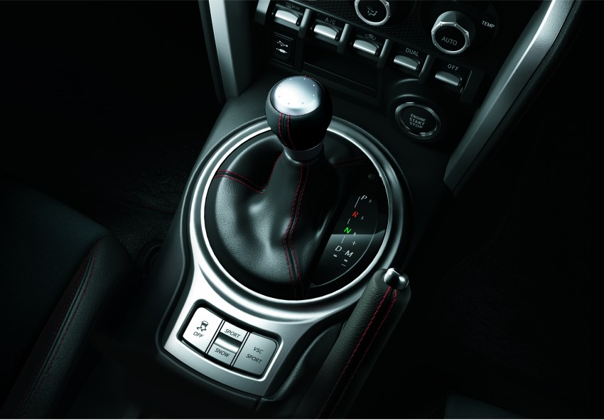 VSC SPORT Mode [AT Gear Knob]