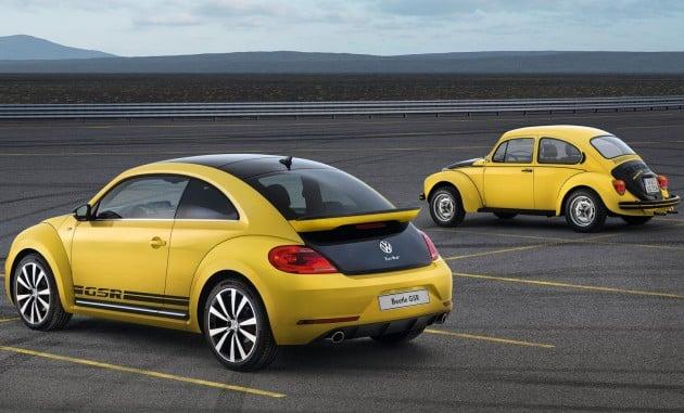 VW Beetle GSR-15