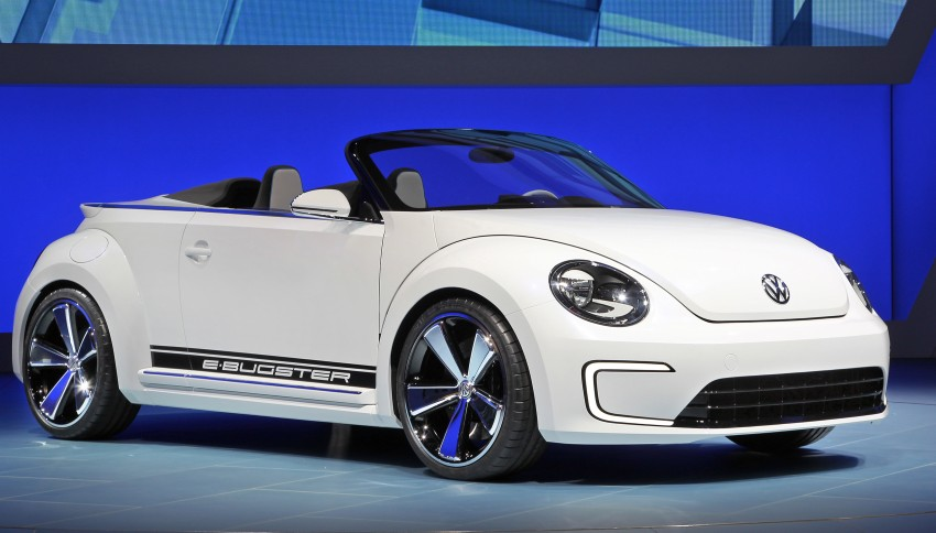 Volkswagen E-Bugster – electric bug let loose in Beijing Image #102165