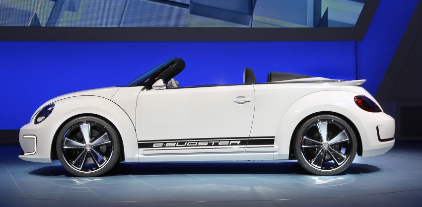 Volkswagen E-Bugster – electric bug let loose in Beijing Image #102162