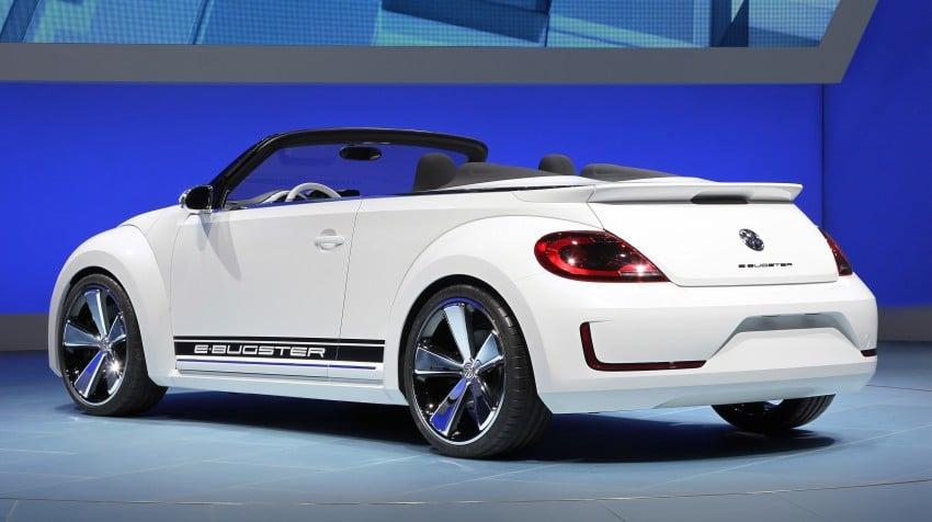 Volkswagen E-Bugster – electric bug let loose in Beijing Image #102163