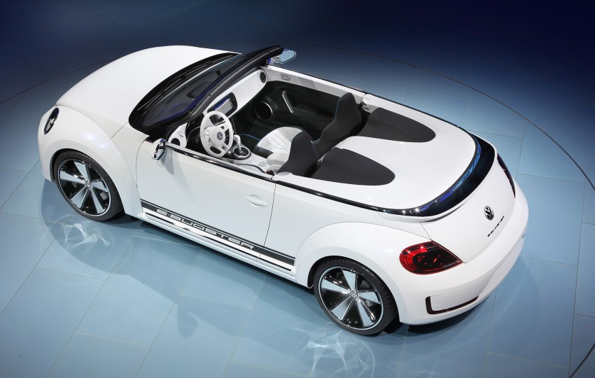 Volkswagen E-Bugster – electric bug let loose in Beijing Image #102167