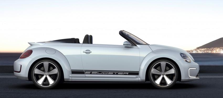 Volkswagen E-Bugster – electric bug let loose in Beijing Image #102169