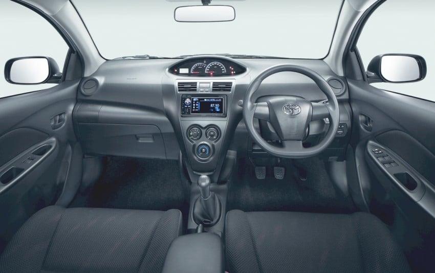 Toyota Vios enhanced for 2012 – RM73k to RM92k Image #113891
