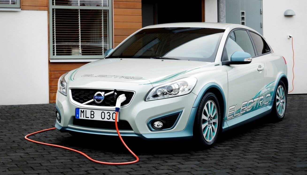 вольво переходит на выпуск электромобилей #8