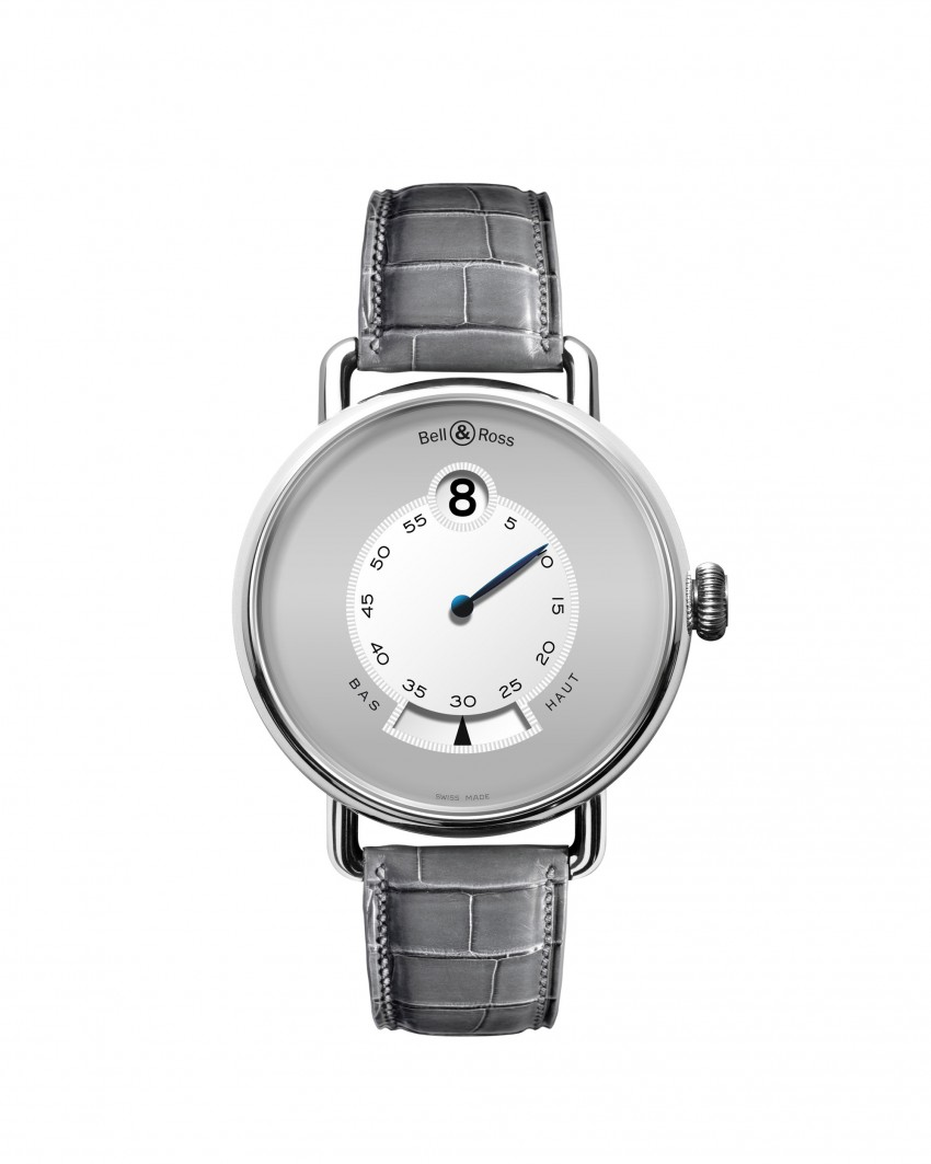 Bell & Ross presents the Vintage WW1 Heure Sautante timepieces in KL – they're not your usual B&R watches Image #127322