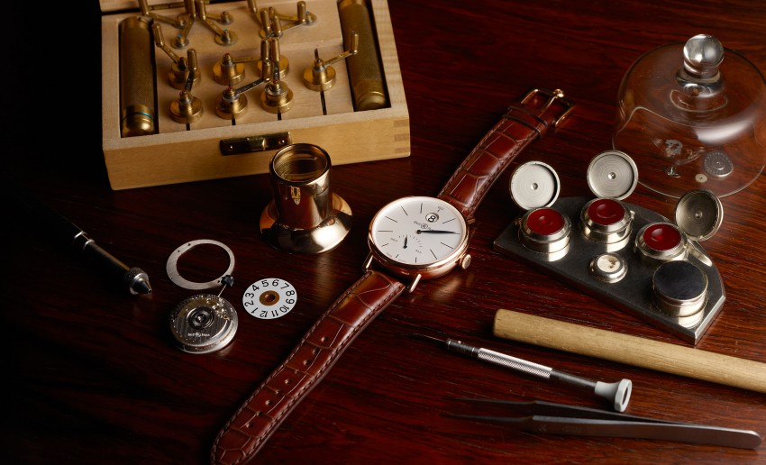 Bell & Ross presents the Vintage WW1 Heure Sautante timepieces in KL – they're not your usual B&R watches Image #127318