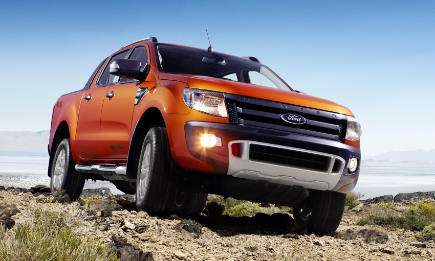 Ford Ranger T6 launched – RM90k to RM117k Image #114952