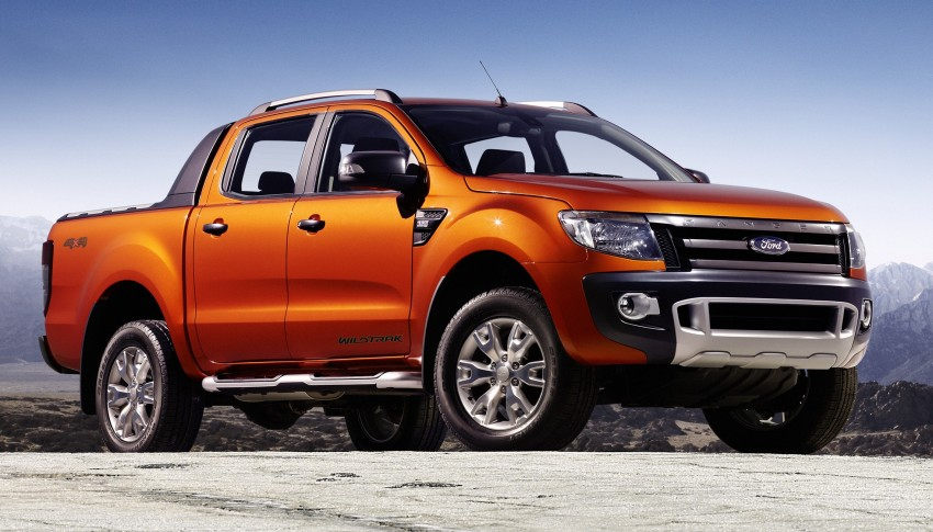 Ford Ranger T6 launched – RM90k to RM117k Image #114953