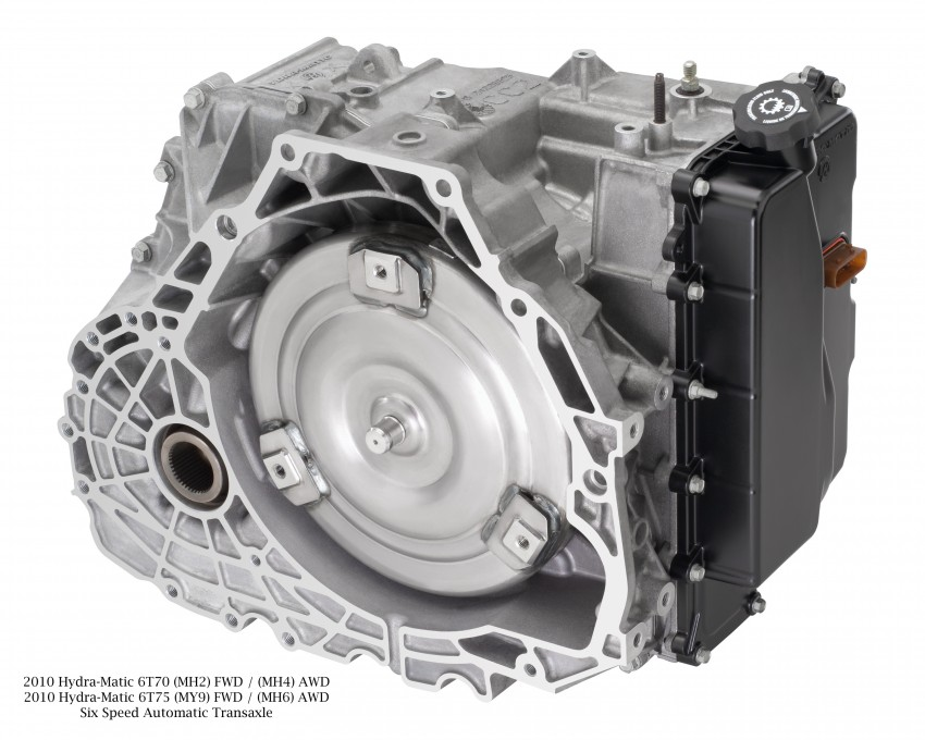 GM, Ford collaborating on fuel-efficient 9- and 10-speed transmissions – GM for FWD, Ford for RWD Image #134090