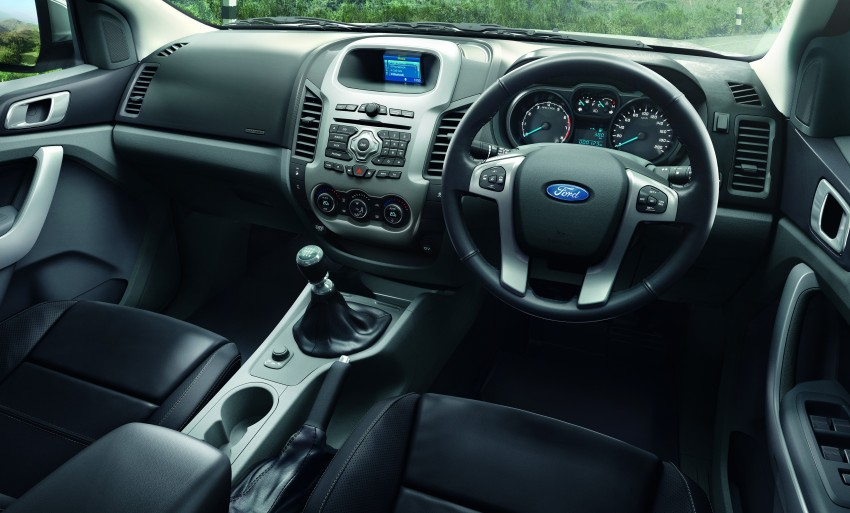 Ford Ranger T6 launched – RM90k to RM117k Image #114947