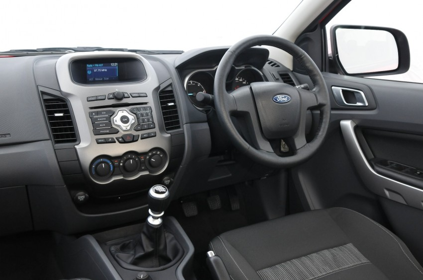 Ford Ranger T6 launched – RM90k to RM117k Image #114945