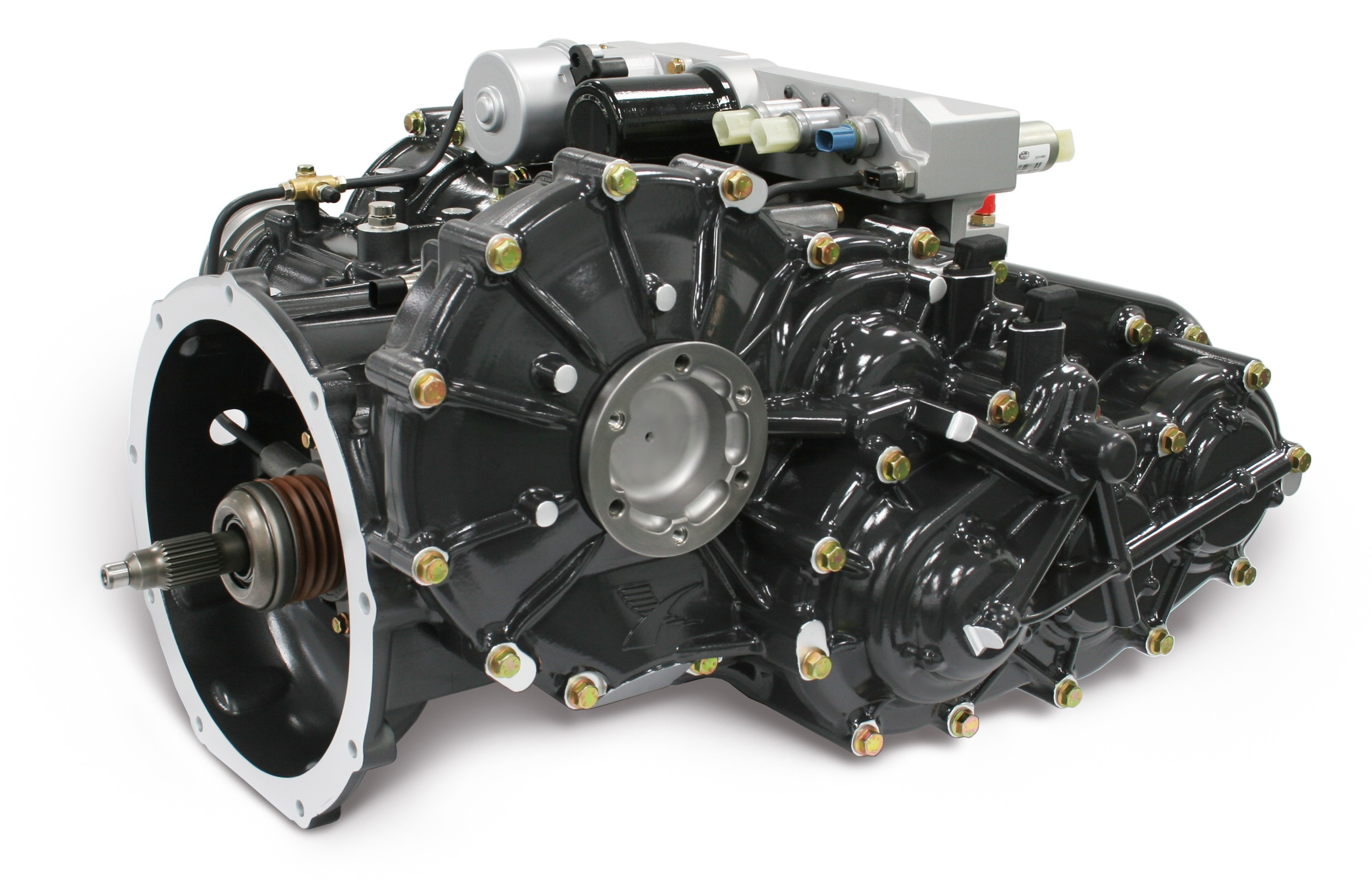 Xtrac Develops Hybrid Amt Gearbox For Supercars