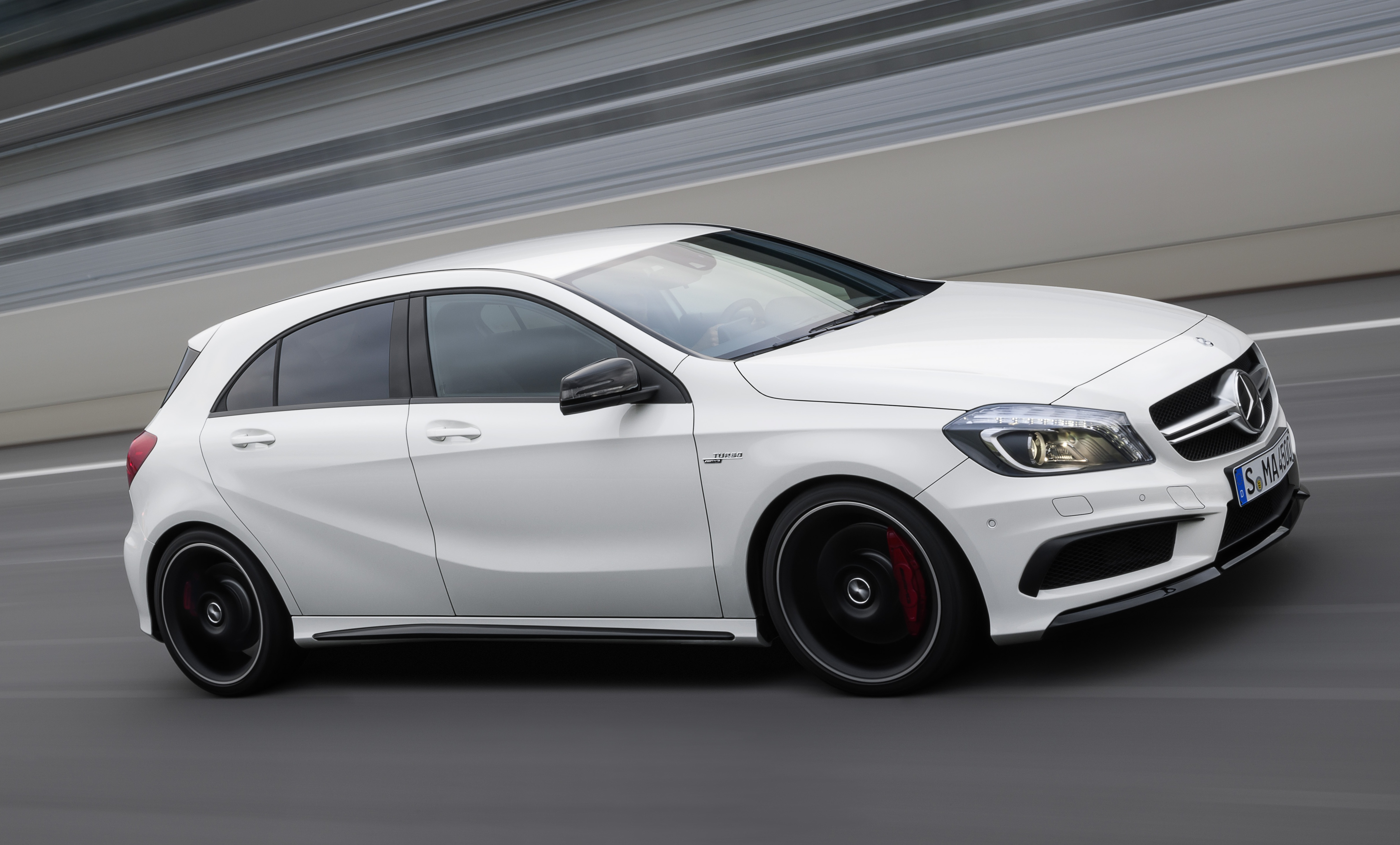 Mercedes Benz A 45 Amg 360hp 450nm Range Topper Paul Tan