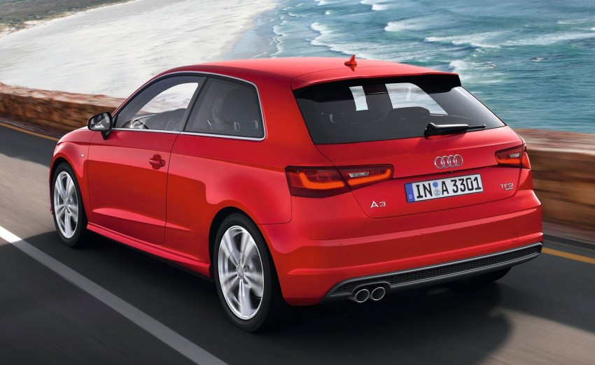 New Audi A3 – third-gen compact makes Geneva debut Image #92406