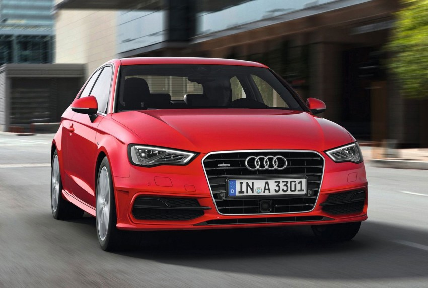 New Audi A3 – third-gen compact makes Geneva debut Image #92407