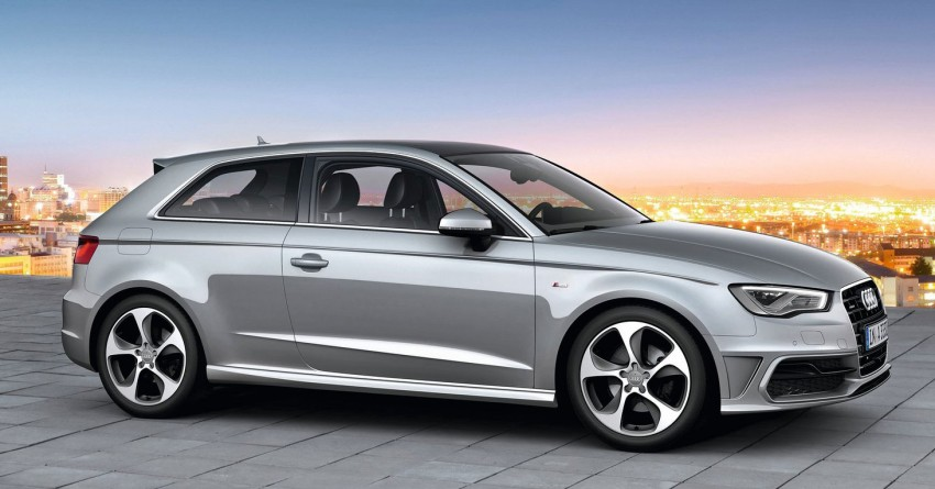 New Audi A3 – third-gen compact makes Geneva debut Image #92412
