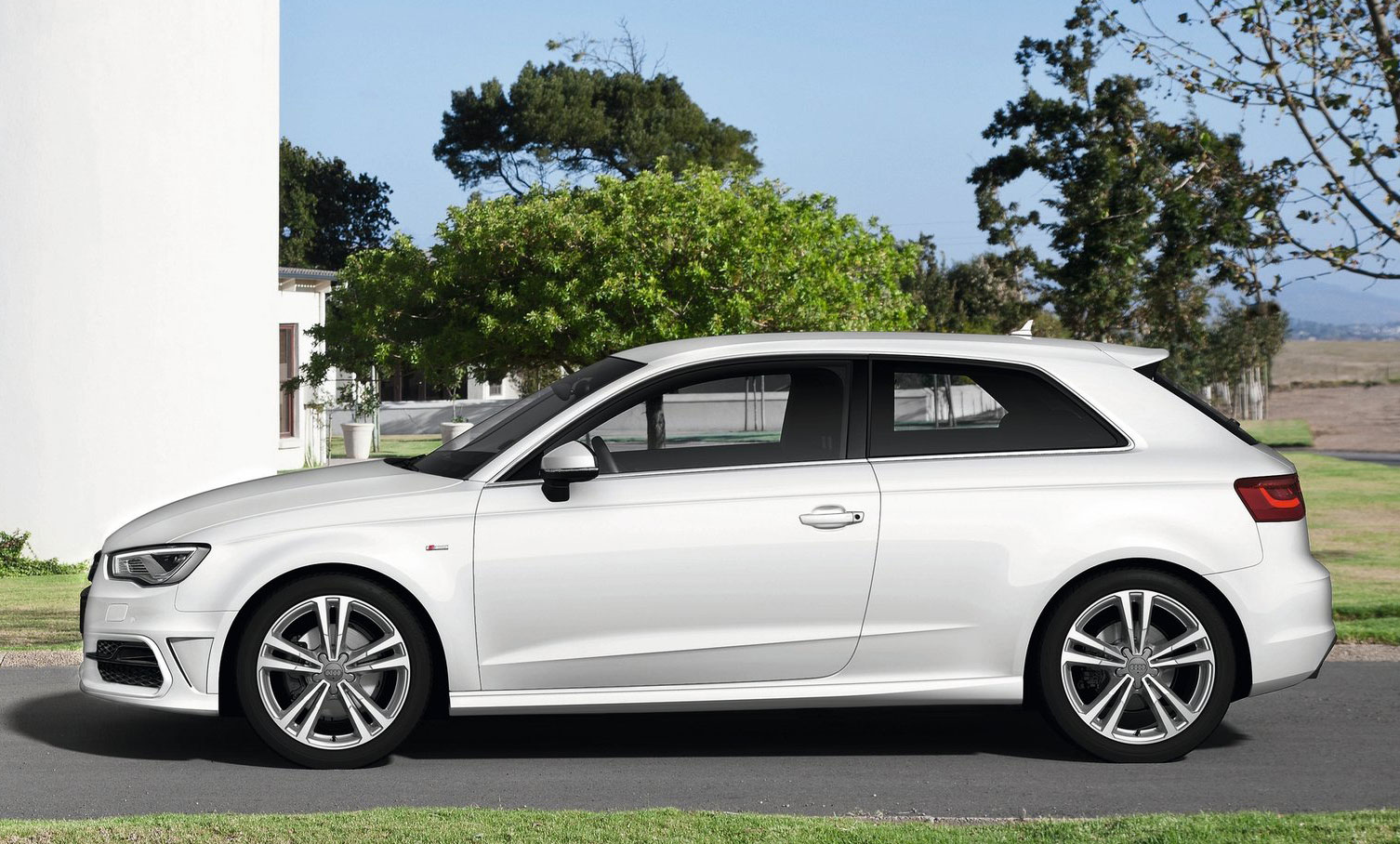 New Audi A3 Third Gen Compact Makes Geneva Debut Image 92413