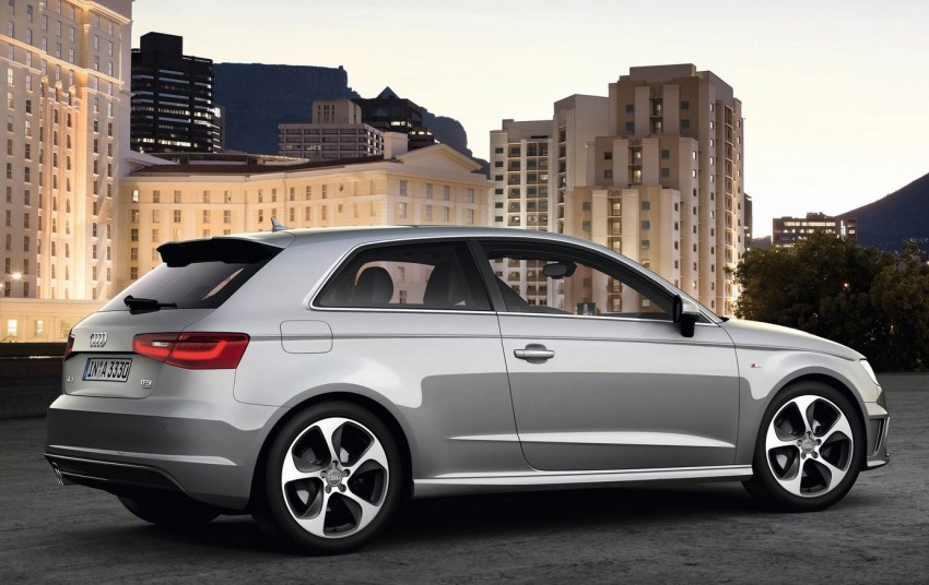 New Audi A3 – third-gen compact makes Geneva debut Image #92414