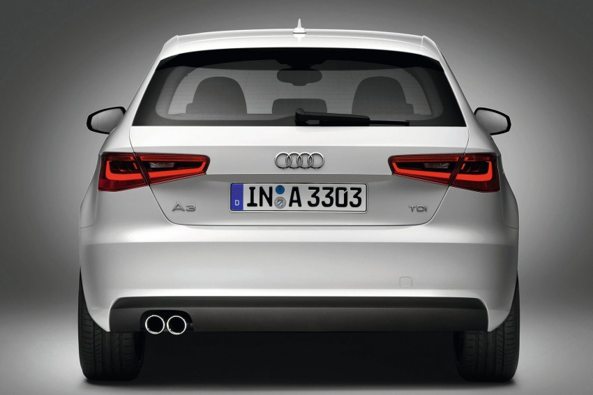 New Audi A3 – third-gen compact makes Geneva debut Image #92416