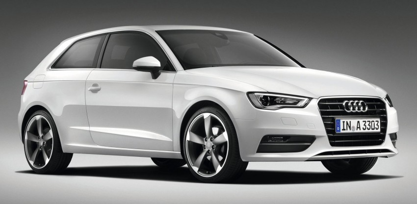 New Audi A3 – third-gen compact makes Geneva debut Image #92419