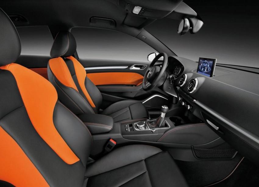 New Audi A3 – third-gen compact makes Geneva debut Image #92422