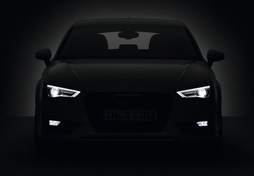 New Audi A3 – third-gen compact makes Geneva debut Image #92433
