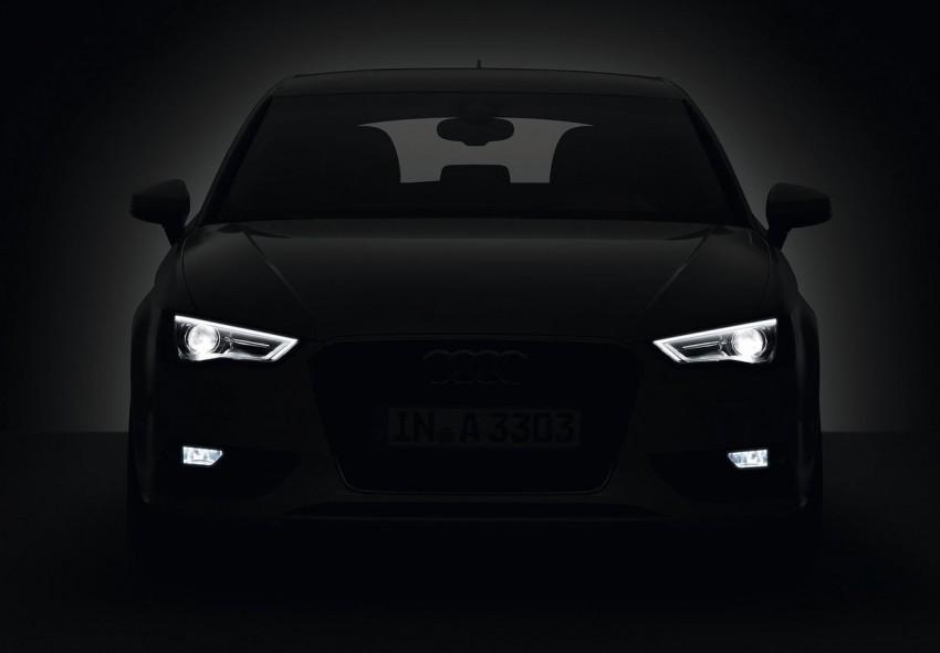 New Audi A3 – third-gen compact makes Geneva debut Image #92433