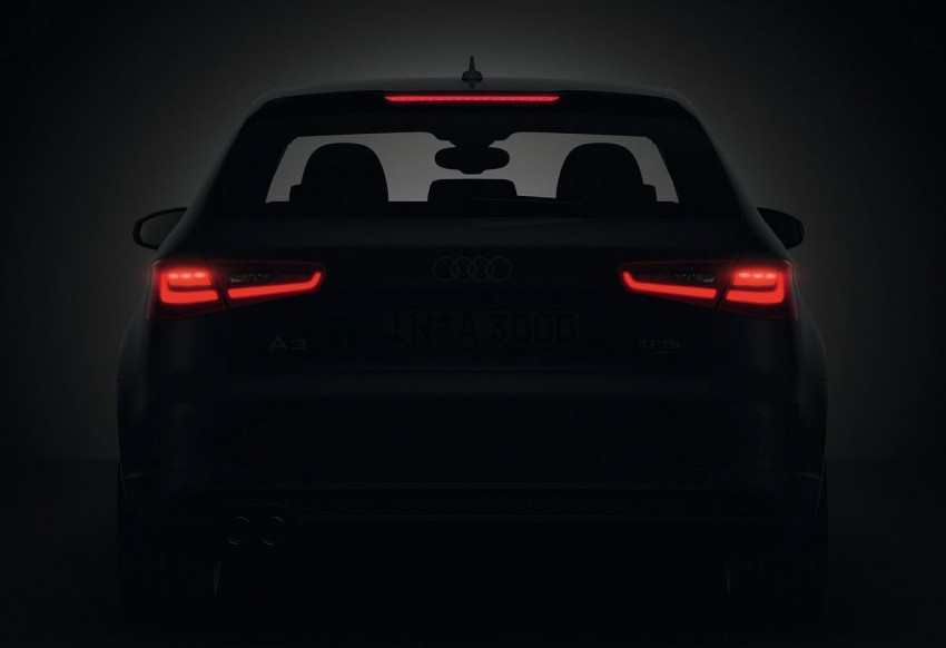 New Audi A3 – third-gen compact makes Geneva debut Image #92434