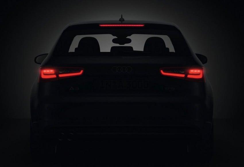 New Audi A3 – third-gen compact makes Geneva debut Image #92434