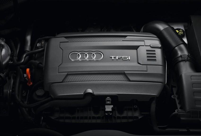 New Audi A3 – third-gen compact makes Geneva debut Image #92436