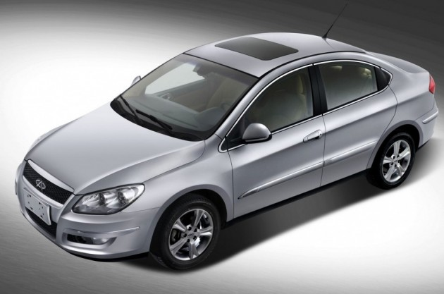 23,000 Chinese cars recalled in Australia after asbestos found in