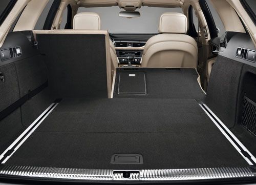 New Audi A6 Avant 565 Litres For Your Luggage Or Dog