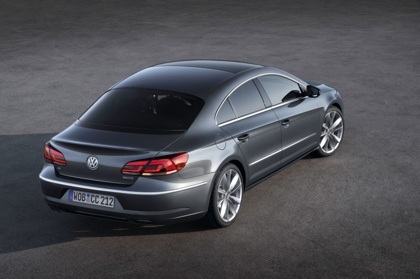 Volkswagen CC launched – from RM226k OTR Image #112406