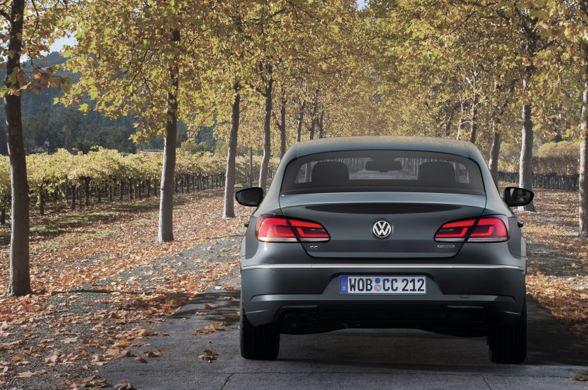 Volkswagen CC launched – from RM226k OTR Image #112408