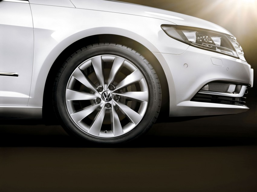 Volkswagen CC launched – from RM226k OTR Image #112415