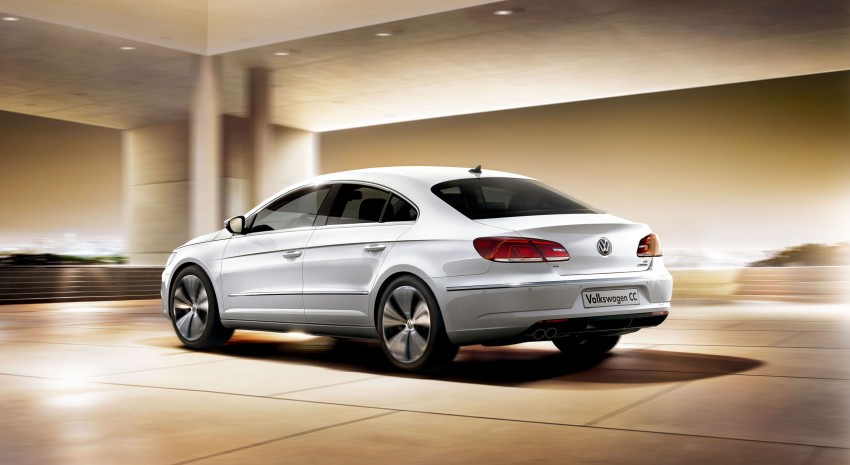Volkswagen CC launched – from RM226k OTR Image #112404