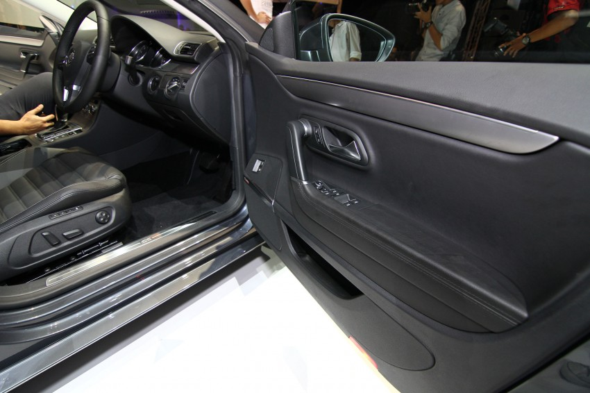 Volkswagen CC launched – from RM226k OTR Image #112278