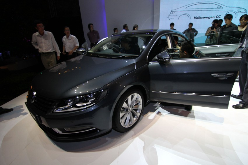 Volkswagen CC launched – from RM226k OTR Image #112265