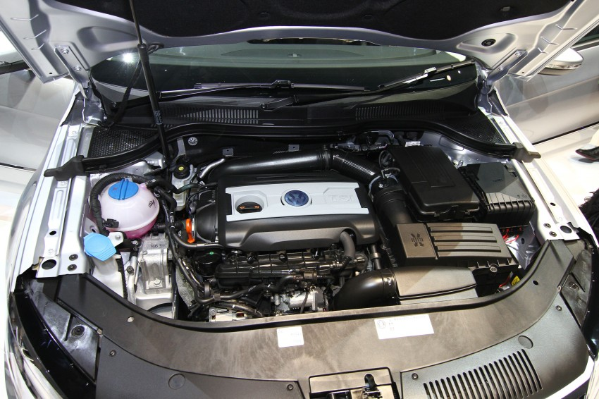 Volkswagen CC launched – from RM226k OTR Image #112296